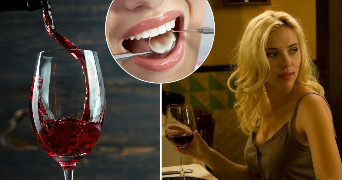 Фото Защита от старения: неожиданные факты о пользе красного вина