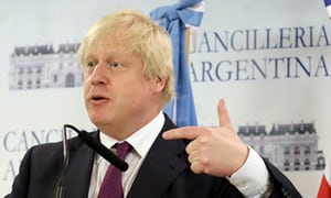 Boris Johnson wants a plane as PM's is rarely available – and too grey