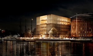 Plans for £100m Nobel Centre blocked by Swedish court