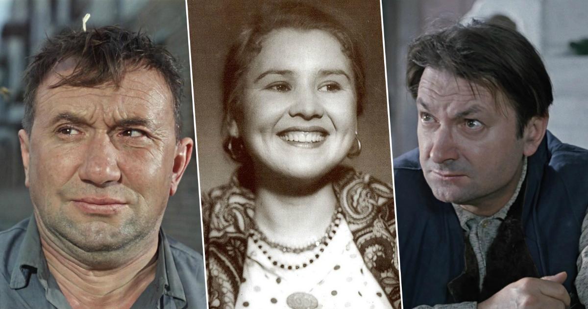 Фото Нищета и забвение. Трагические судьбы известных советских актеров