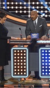 SEE IT: Kanye West says he's 'here to win' on 'Family Feud'