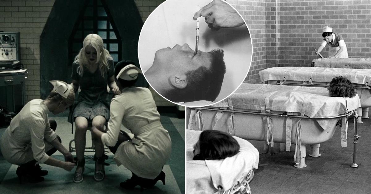 Камера пыток: жуткие методы лечения психически больных из прошлого