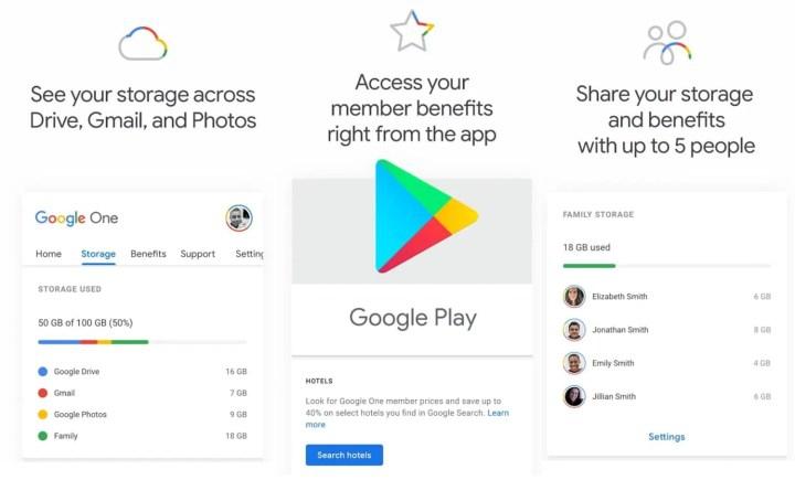 Photo of App Google One aparece na Play Store, mas serviço ainda não está ativo
