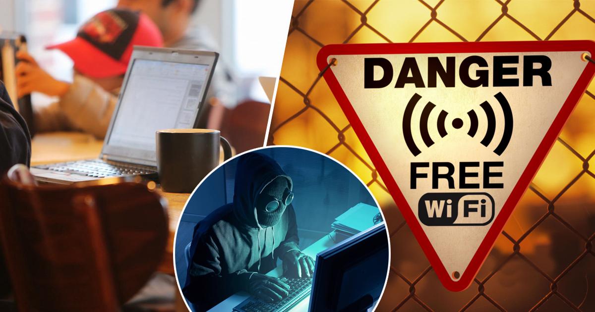 Фото Онлайн угроза: почему не стоит пользоваться общественным Wi-Fi