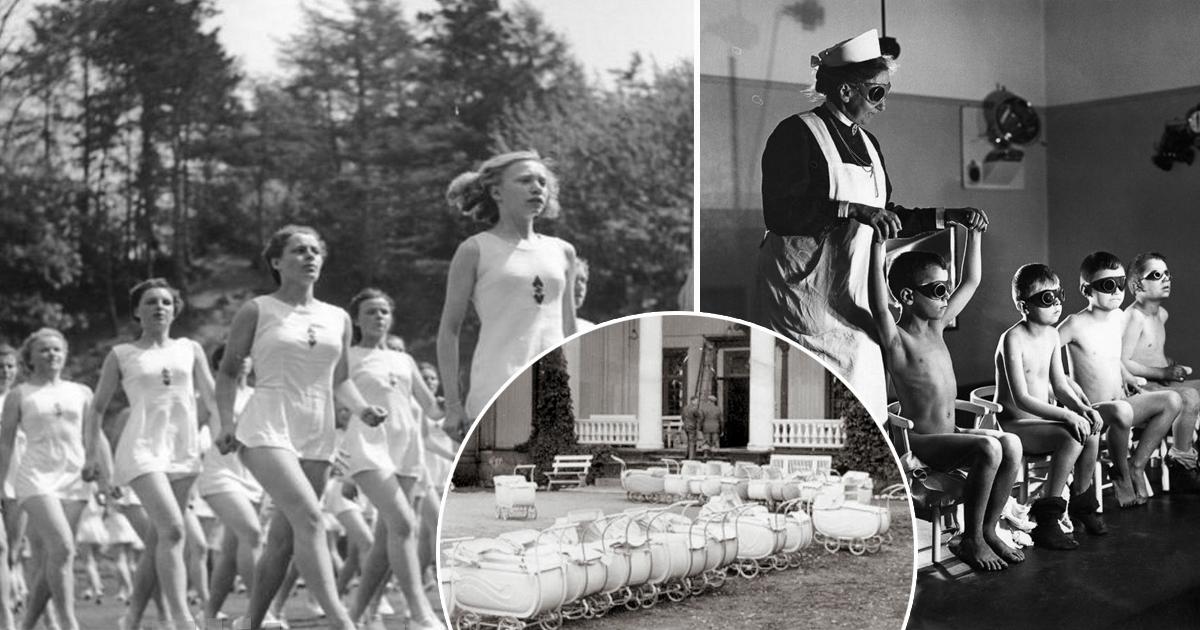 """""""Источник жизни"""": секретный проект нацистов по выращиванию супердетей"""
