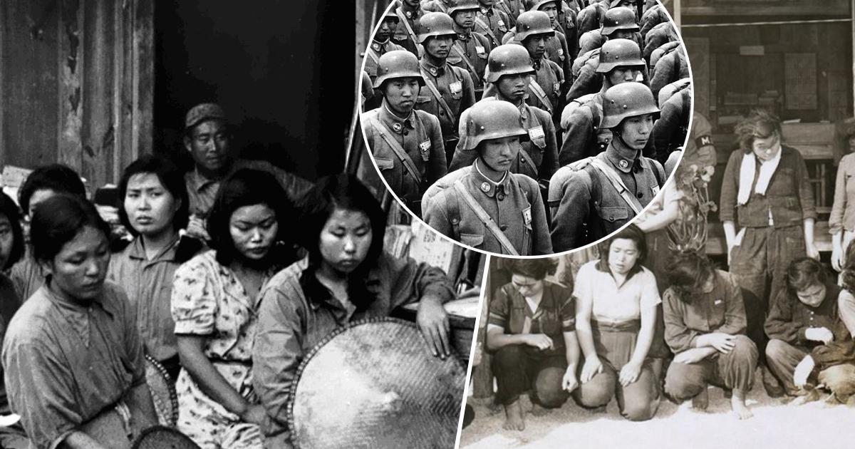 """Фото Позор Японии, или как работали """"станции утешения"""" во время войны"""