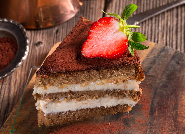 Торт а-ля «Тирамису» – без печенья и сырых яиц!