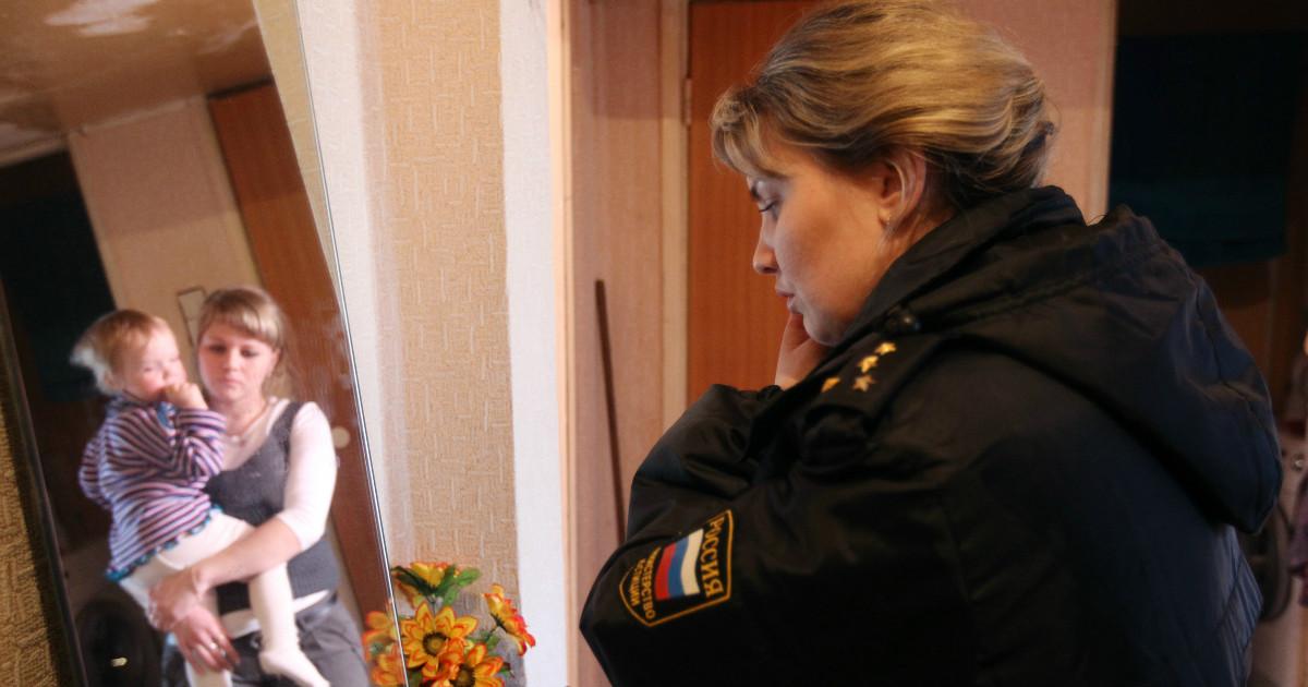 Фото За чертой. Названо, кто составляет 70% бедных в России
