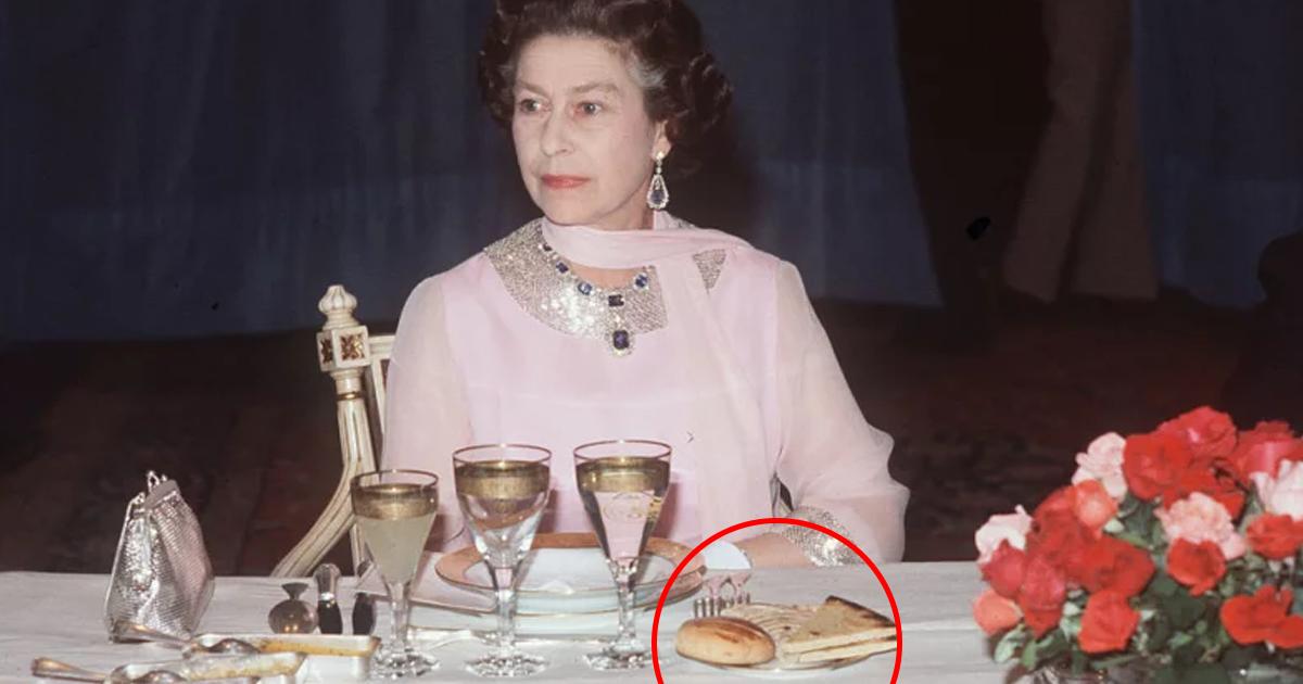 Фото Чем питается королева Елизавета, чтобы сохранить свое здоровье
