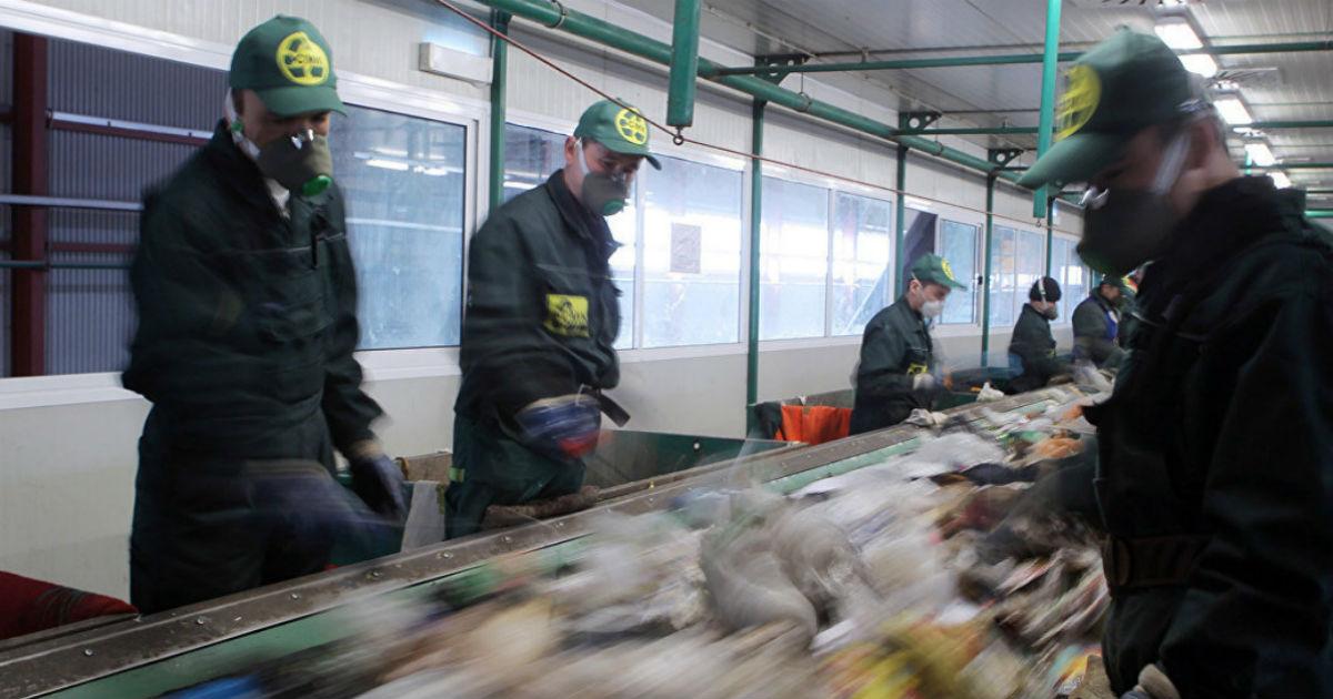 Фото Названо, где в Подмосковье будут сжигать мусор. Почему это бессмысленно?