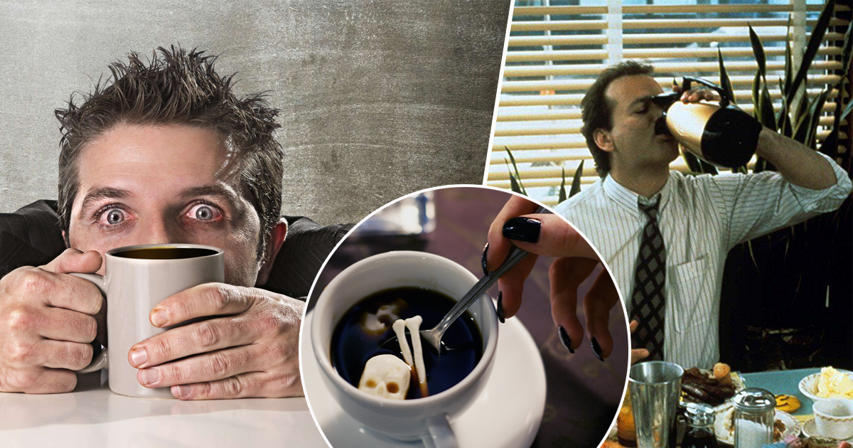 Фото От психических расстройств для ожирения, или почему лучше отказаться от кофе