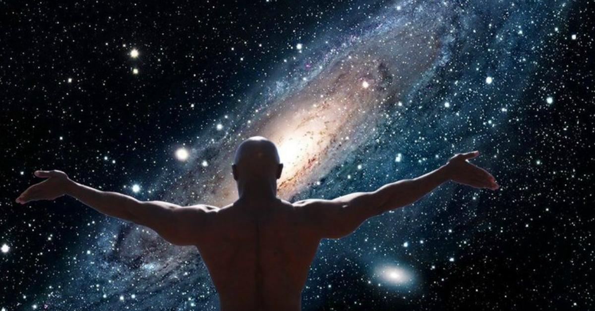 Какого размера космос?