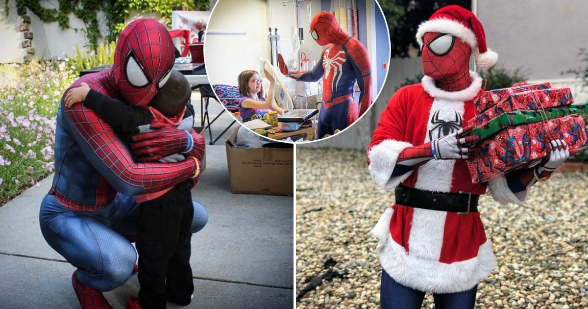 Фото Человек под маской: история героя, спасшего 10 тысяч детей