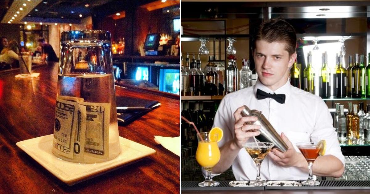 """Фото """"Не машите деньгами!"""" Секреты от барменов, которые стоит знать каждому"""
