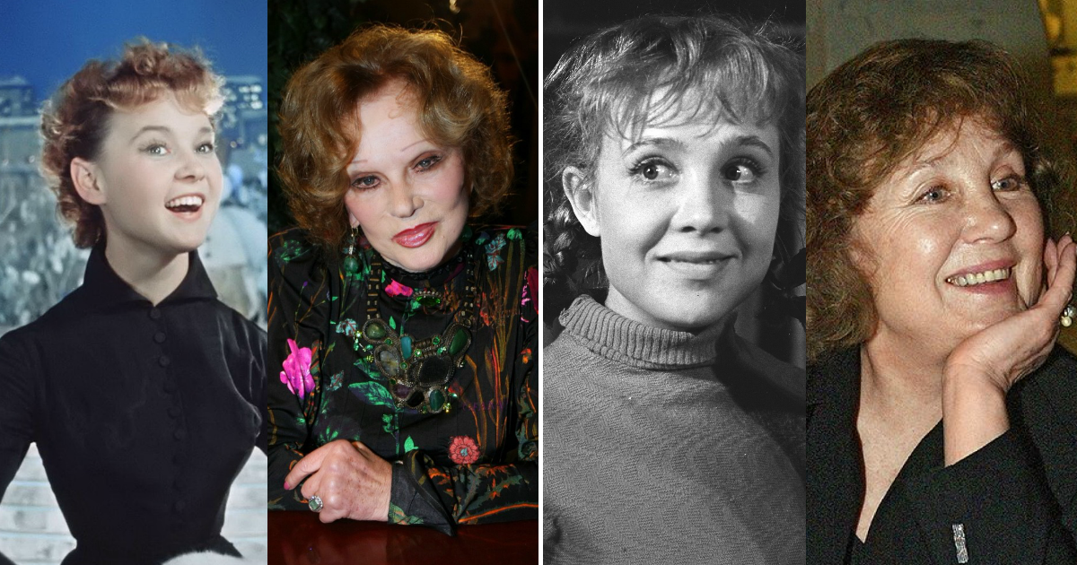 Увядшая молодость: как изменились легендарные актрисы советского кино