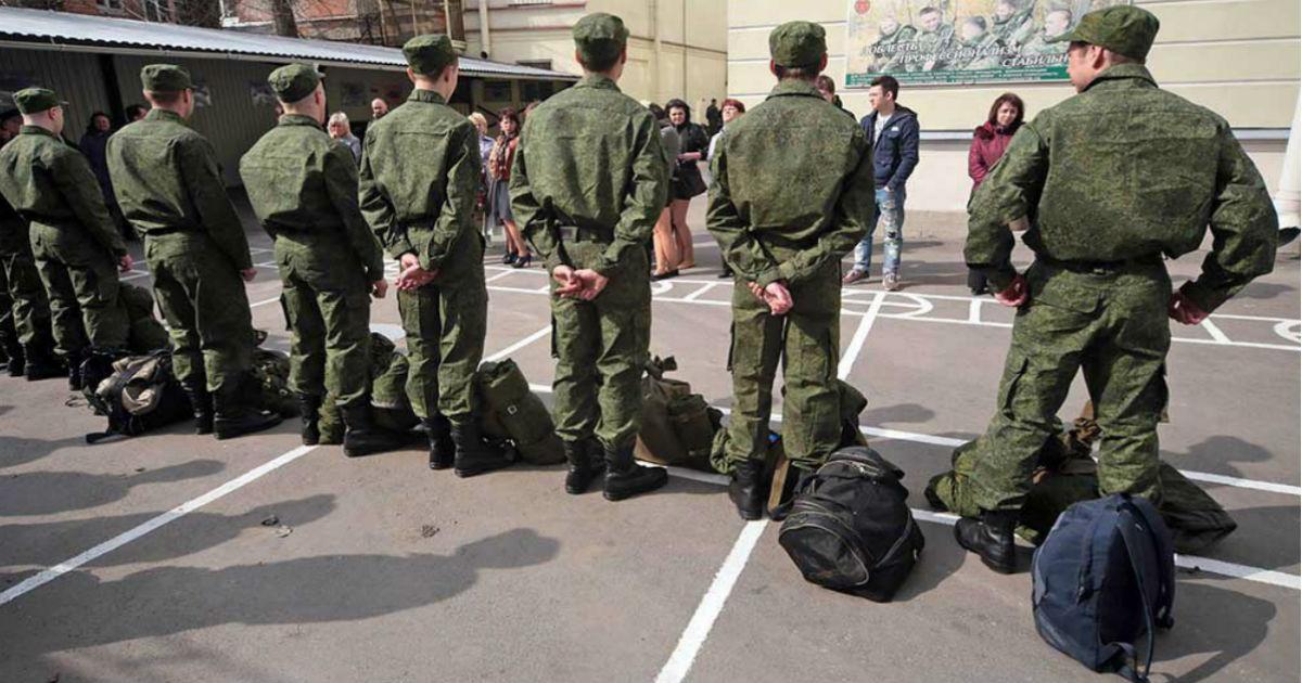 Фото СМИ: Минобороны готовит изменения в правила призыва в армию