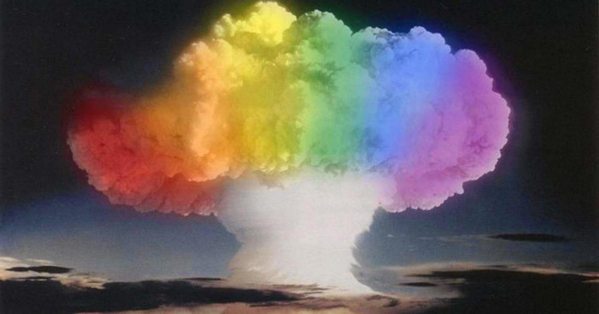 Натуралы, спасайтесь! Гей-бомба - реальная история от армии США