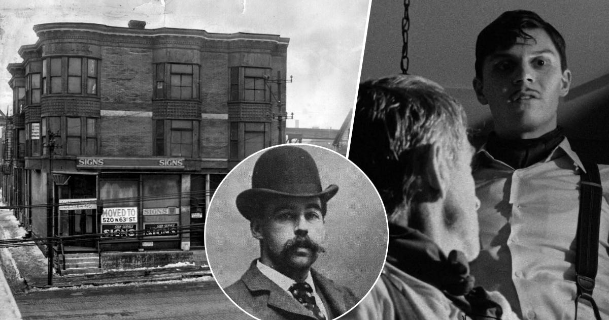 Фото Камера пыток, или как выглядел отель самого жестокого серийного убийцы XIX века