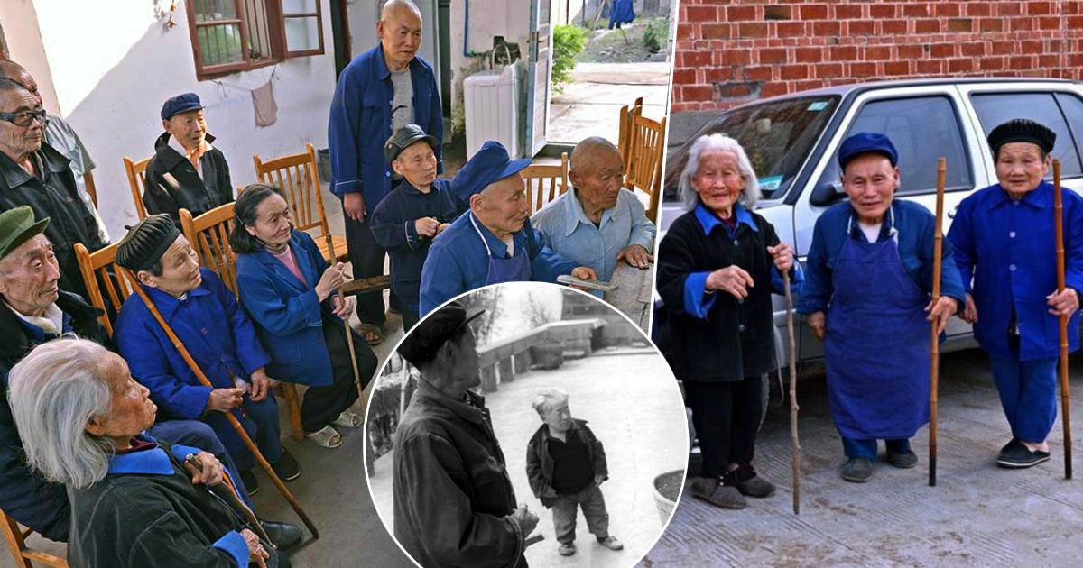 Фото Китайская деревня карликов: загадочные причины задержки роста местных жителей