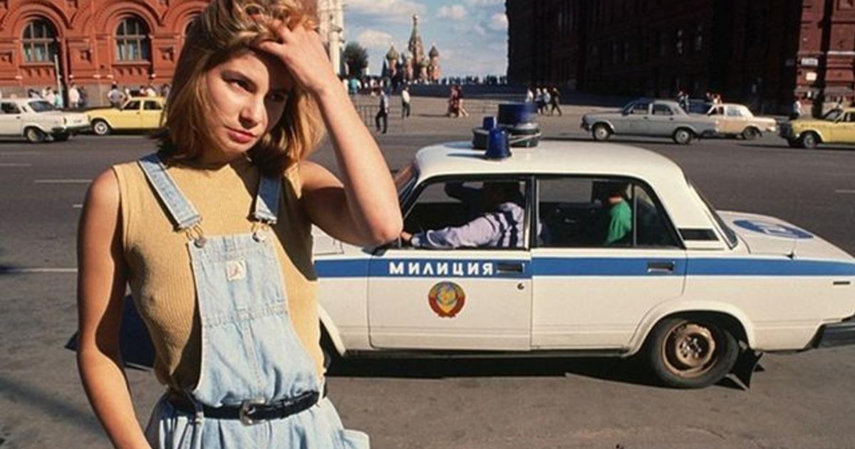 Фото На службе у КГБ. Какими были работницы эскорта в СССР
