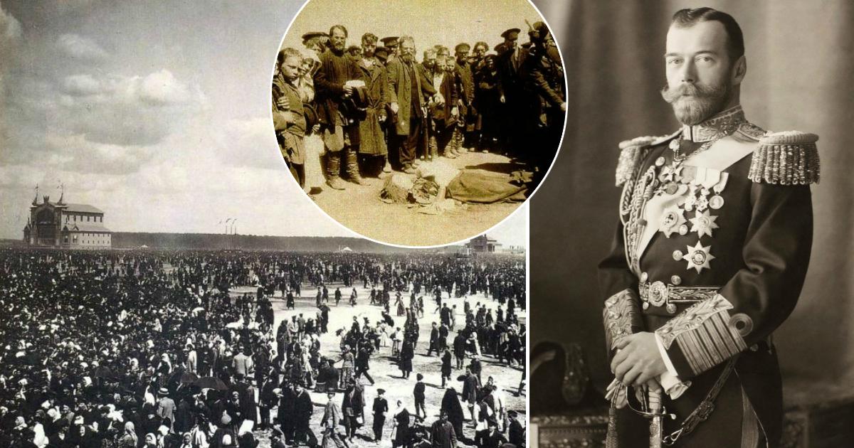 Ходынская трагедия: почему на празднике коронации Николая II погибло более тысячи человек