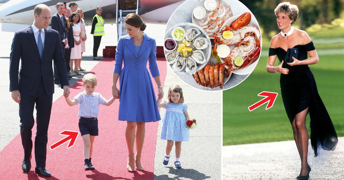 Неудобные правила, которым следует британская королевская семья