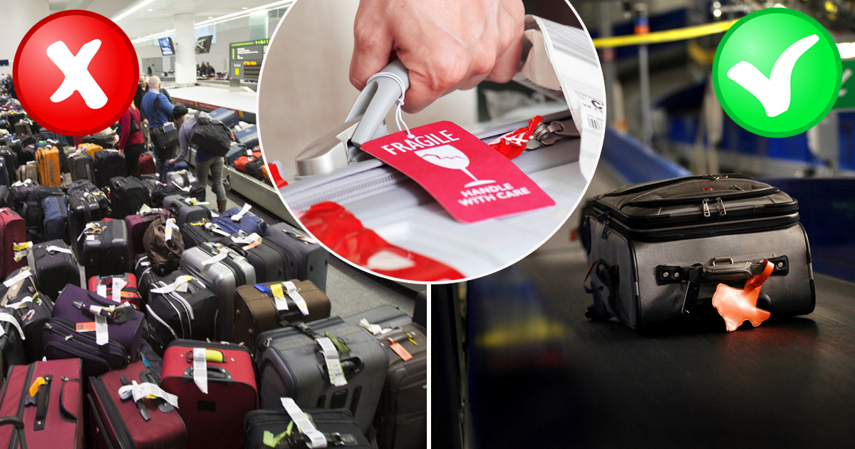Фото Как не тратить время в аэропорту и получить багаж раньше всех
