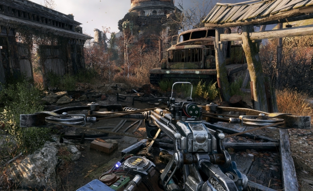 Photo of Metro Exodus Leaves The Train Tunnels For A Dangerous Open Russia