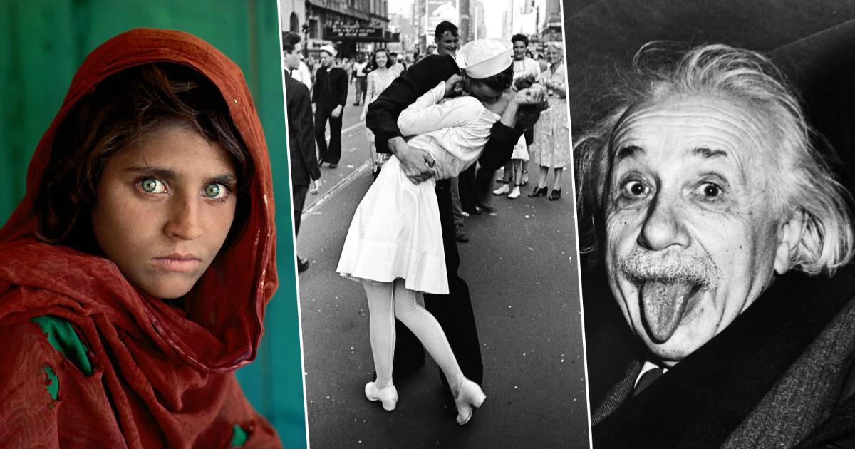 Неизвестные истории, скрывающиеся за культовыми фотографиями