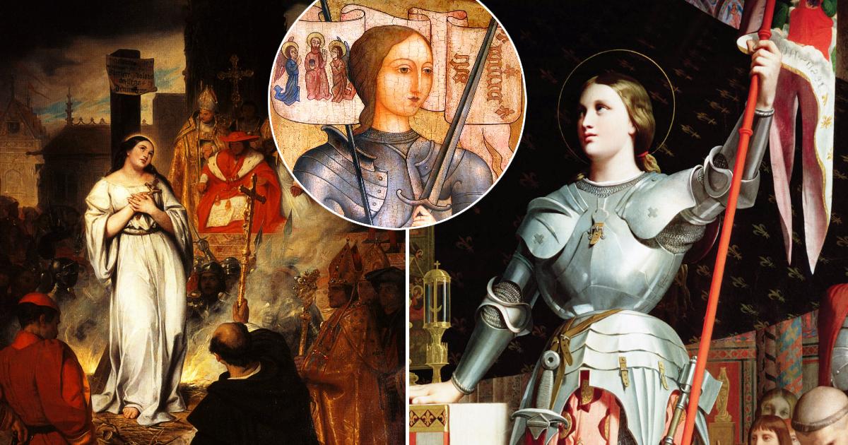 Фото Ведьма или святая? Почему Ватикан решился канонизировать Жанну д'Арк
