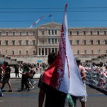As Greece Ends a Decade of Bailouts, Problems Linger for Europe