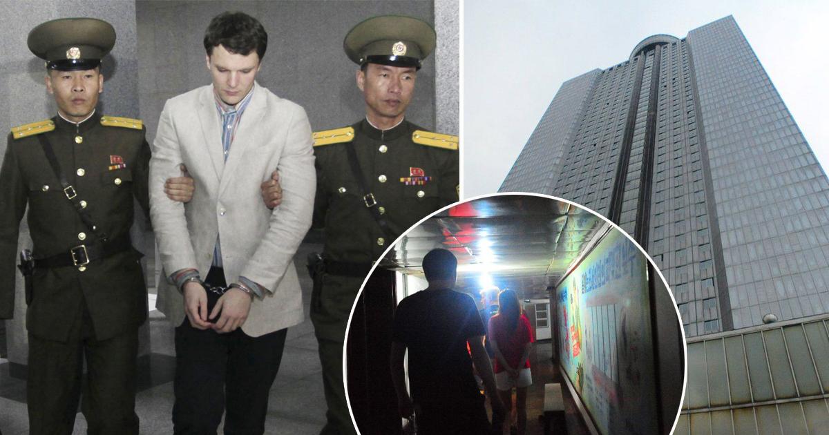Запретная зона: что скрывает секретный этаж отеля в Пхеньяне?