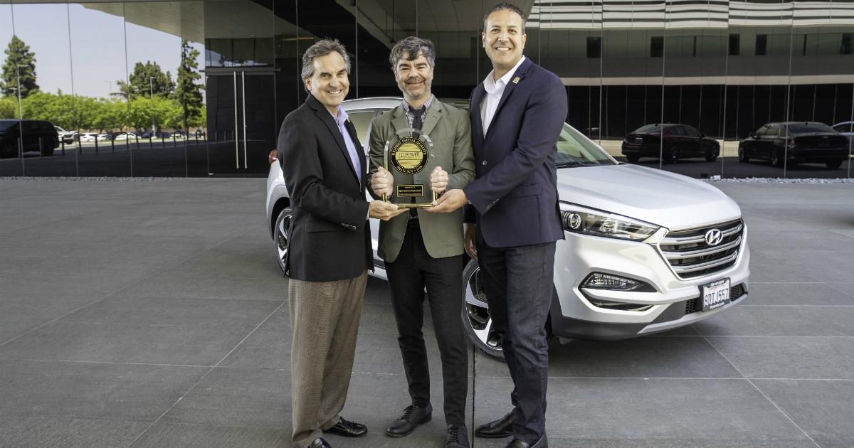 Фото Автомобили Hyundai признаны одними из самых качественных на рынке