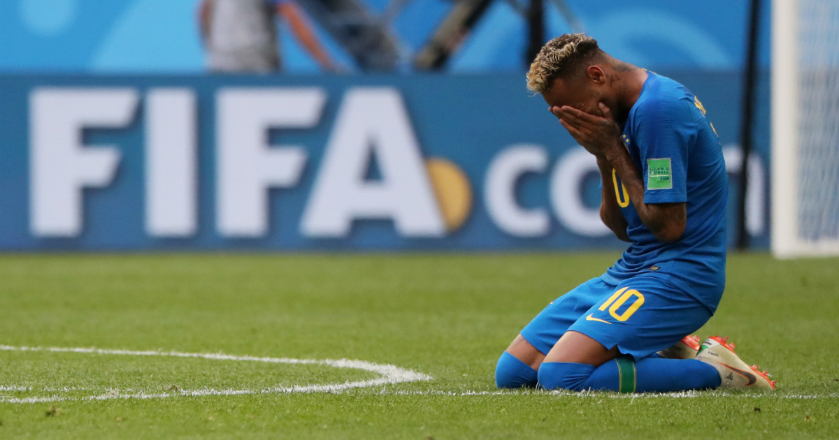 Неймара довели до слез. Как Бразилия вырвала победу у Коста-Рики на ЧМ