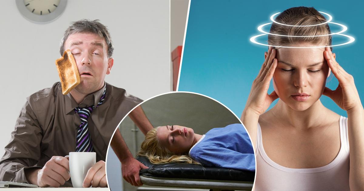 Усталость и сухость во рту. Симптомы, которые могут говорить о проблемах со здоровьем