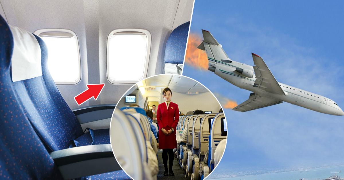 Фото Почему во время взлета и посадки самолета просят поднимать шторки иллюминатора?