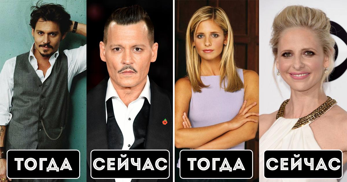 Фото Уже не те: как изменились секс-символы прошлого