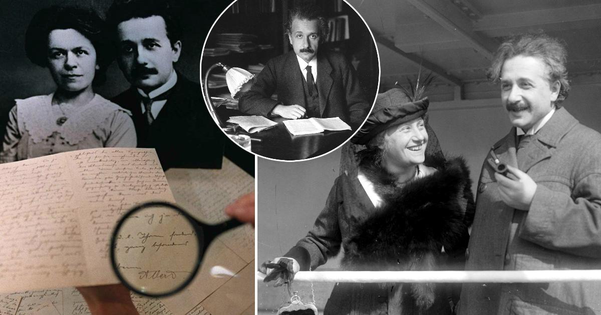 Фото Теория издевательства, или чего натерпелись жены Альберта Эйнштейна