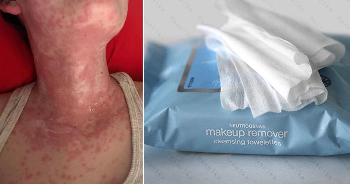 Фото Популярные салфетки для снятия макияжа оказались опасными для здоровья