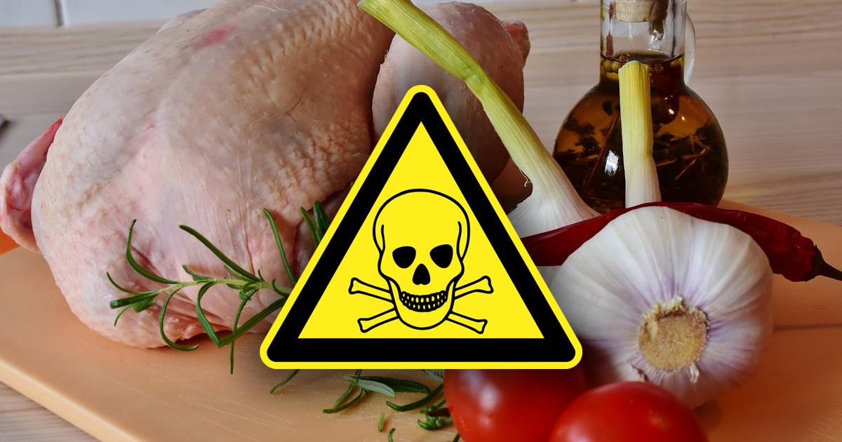 Пластик, пестициды и канцерогены: продукты из Китая, которые содержат ядовитые вещества