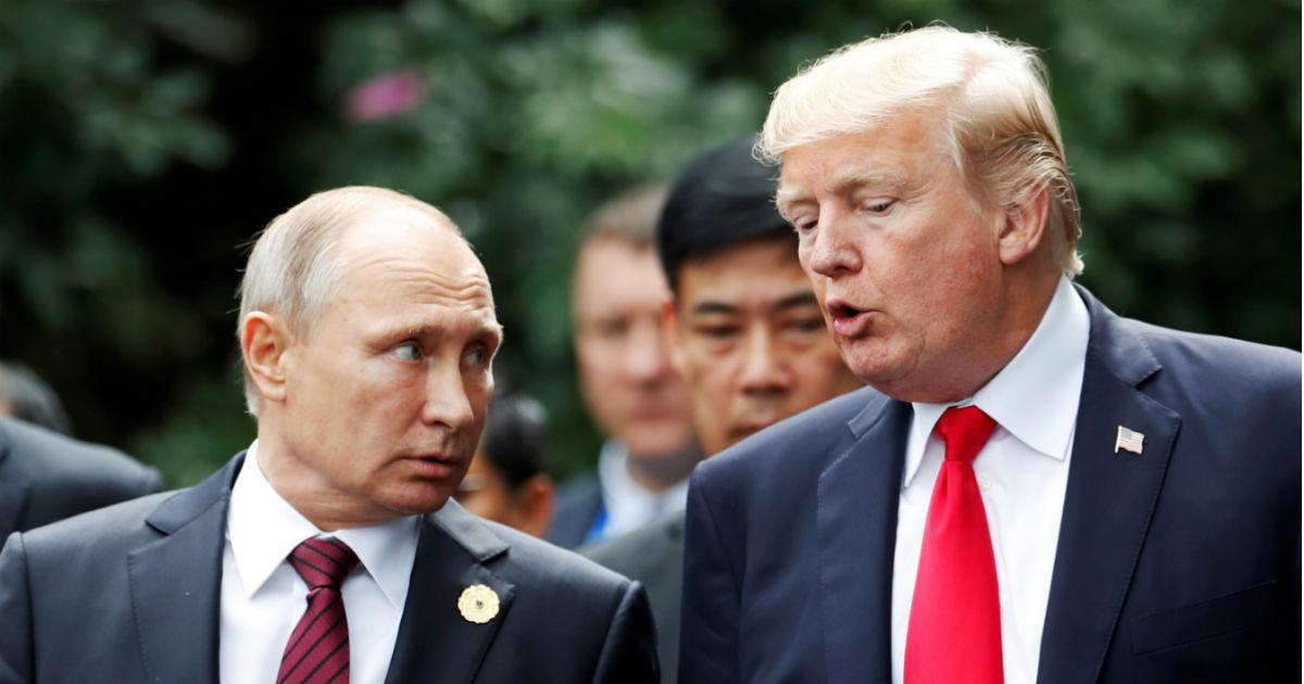 Фото Дубина против дзюдо. Что Трамп припас для встречи с Путиным