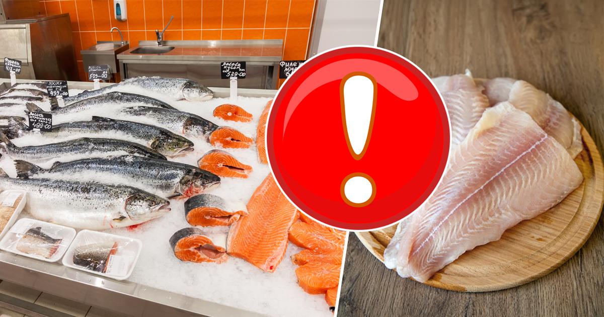 Фото Осторожно, подделка! Почему не стоит покупать рыбное филе в магазине