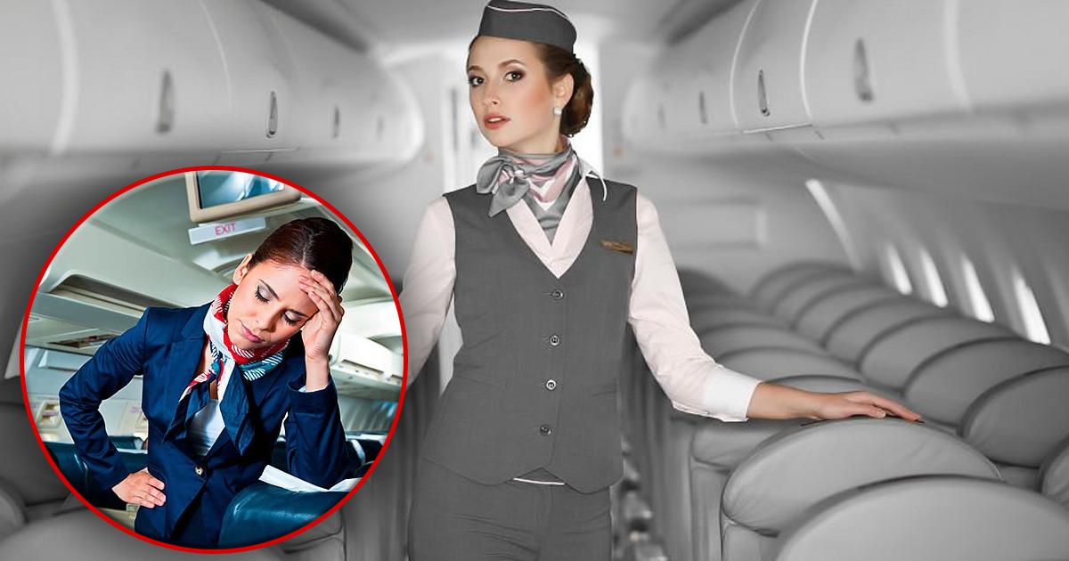 Типы неадекватных пассажиров: взгляд со стороны стюардессы