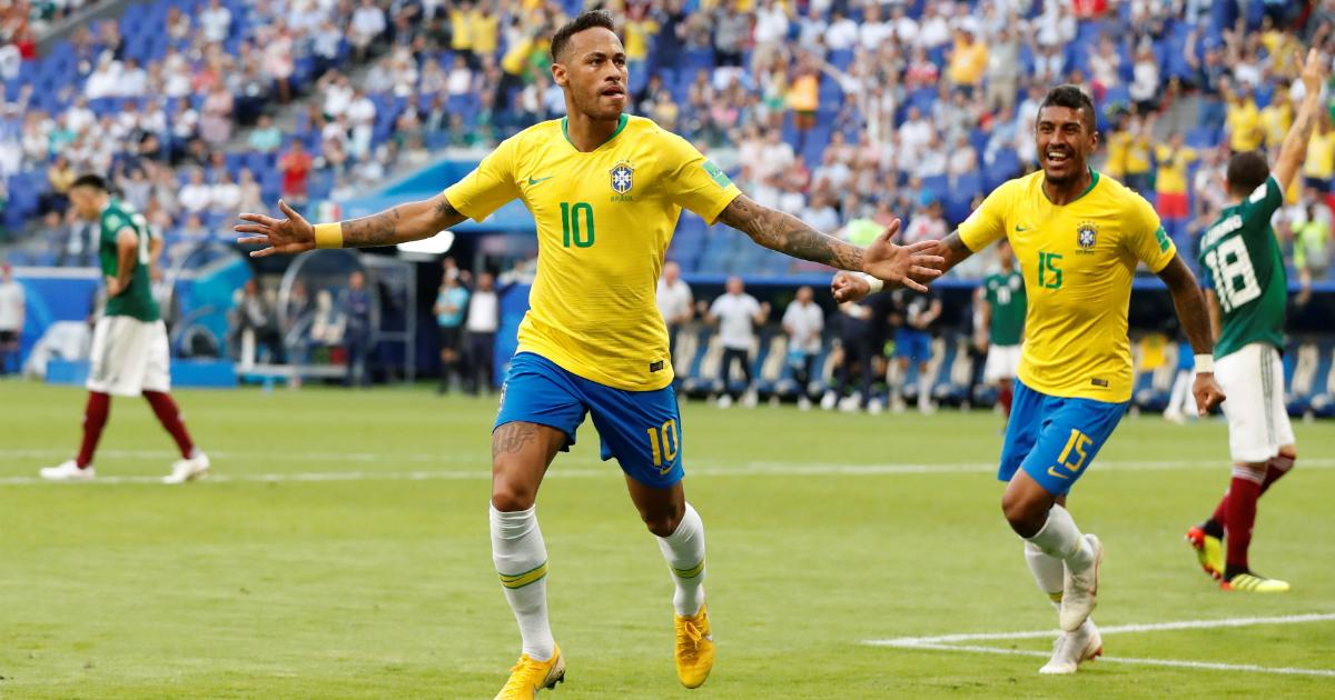 Мексиканцы едут домой. Бразильцы победили и вышли в четвертьфинал ЧМ-2018