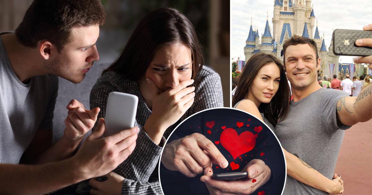 Любовь напоказ: вещи, которые счастливые пары не делают в соцсетях