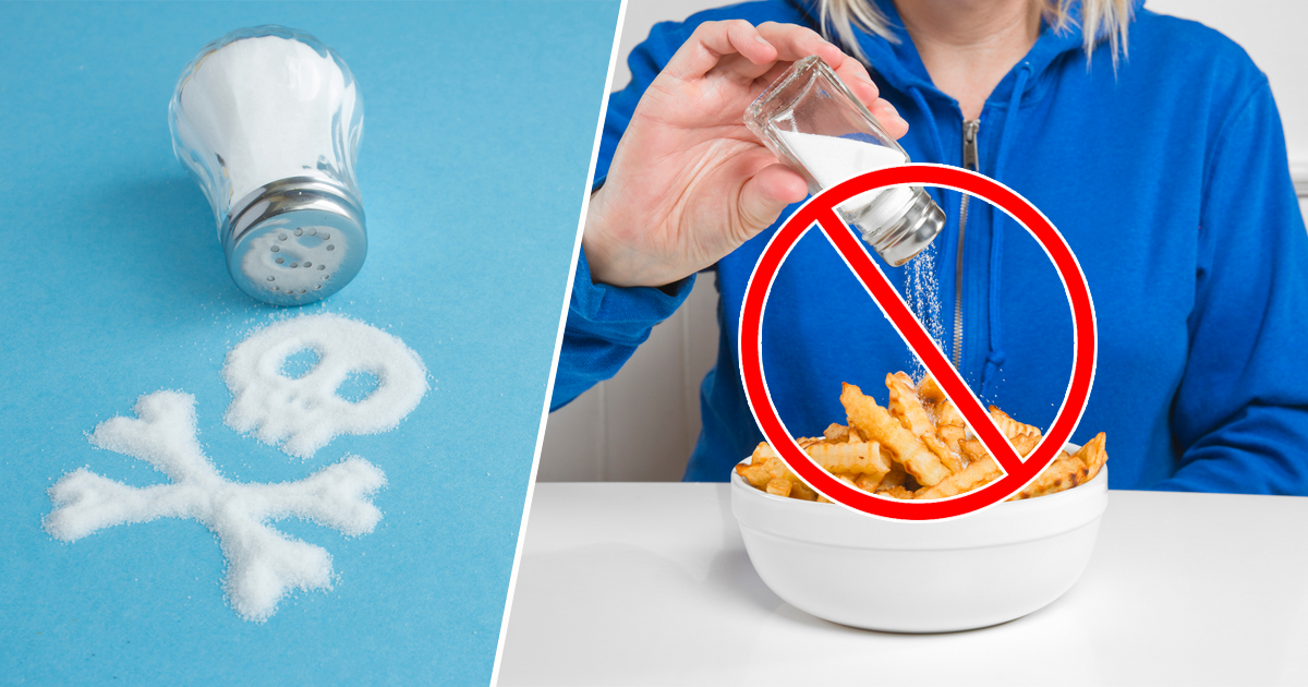 Фото Удар по почкам: вредные свойства соли, угрожающие здоровью