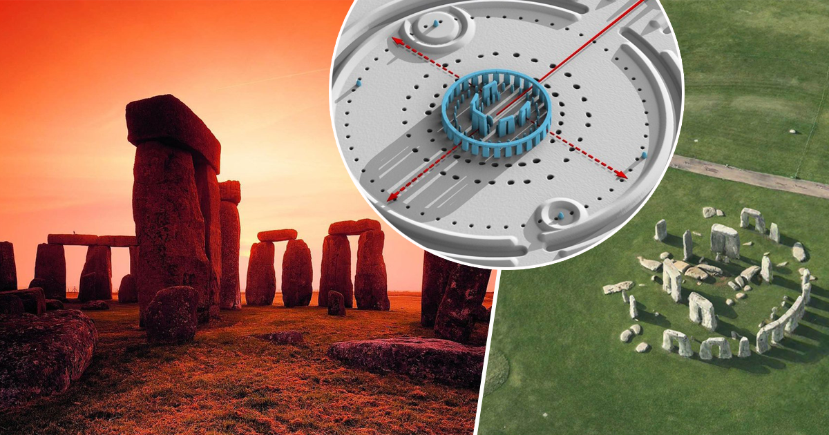 Фото Загадка раскрыта: ученые выяснили, как строился Стоунхендж