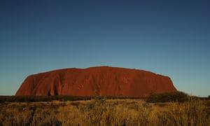 Elderly Japanese tourist dies while climbing Uluru