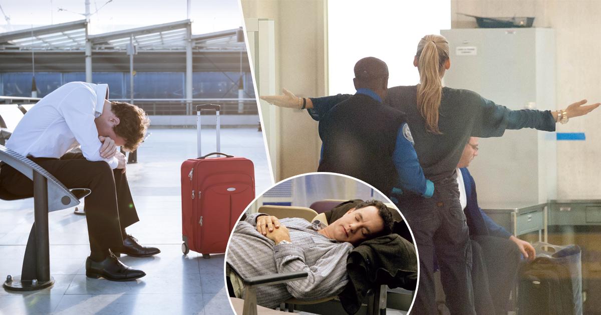 Никаких шуток: вещи, которые нельзя делать в аэропорту