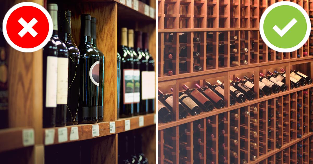 Присмотритесь к горлышку! Как выбрать качественное вино